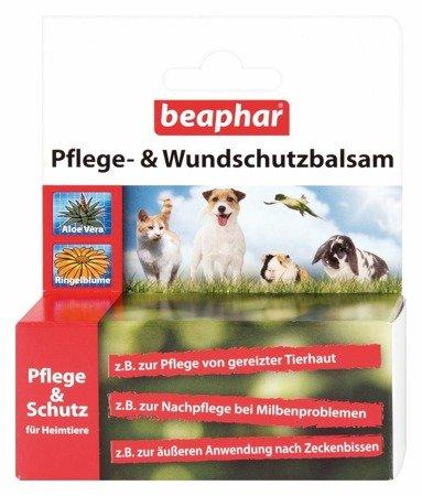 Balsam regeneracyjny do uszkodzonej skóry Pflege- & Wundschutzbalsam 30 ml