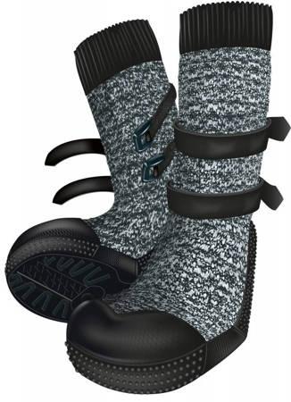 Buty ze skarpetą dla psów XS Walker Socks Skarpety dla psa na dwór 2 sztuki