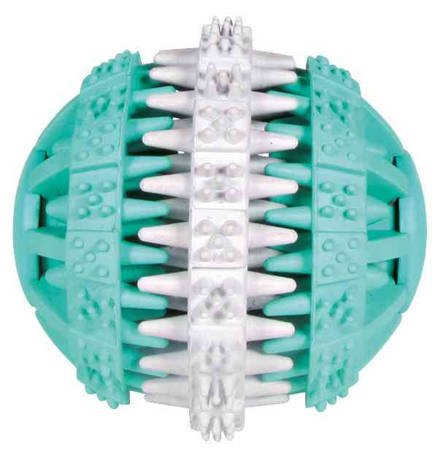 Dentystyczna piłka do czyszczenia zębów i masowania dziąseł 6cm