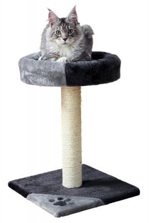 Drapak dla kota ze słupkiem i legowiskiem