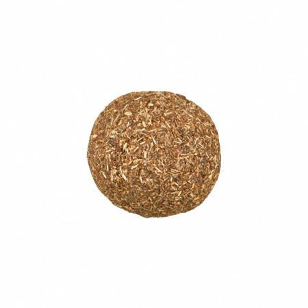 Piłka z dzwonkiem pokryta kocimiętką