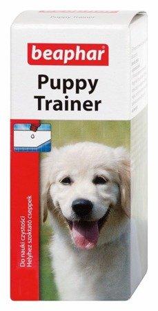 Preparat do nauki siusiania i załatwiania się we wskazanym miejscu dla szczeniąt Puppy Trainer 20ml