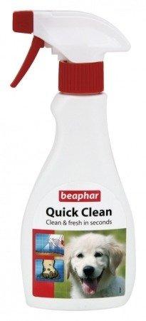 Spray do czyszczenia sierści psa Quick Clean 250ml