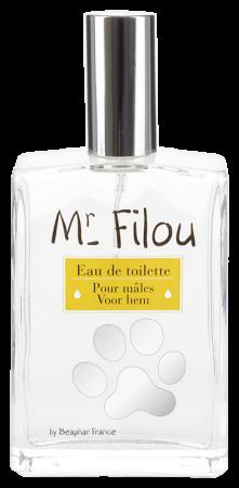 Woda toaletowa dla psa Eau De Toilette Mr Filou 50ml